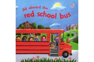 All aboard the school bus - a ribbon book