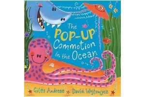 The Pop-up Commotion in the Ocean
