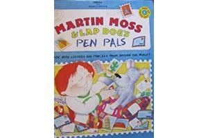 Martin Moss and Lap Dog's Pen Pals