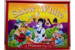 Snow White- pop up book