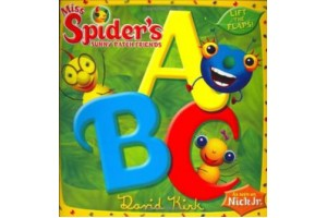 Miss Spider's Sunny Patch Friends- ABC