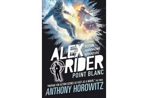 Alex Rider- Point Blanc by Anthony Horowitz