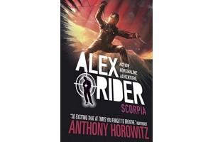 Alex Rider- Scorpia by Anthony Horowitz