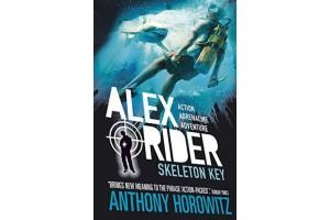 Alex Rider- Skeleton Key by Anthony Horowitz