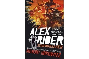 Alex Rider- Stormbreaker by Anthony Horowitz