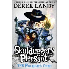 Skulduggery Pleasant (#3) - The Faceless One