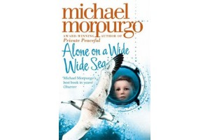 Alone on a Wide Wide Sea by Micheal Morpurgo