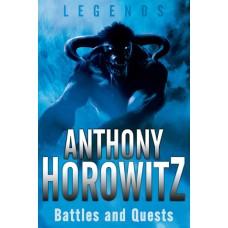 Legends (#1)- Battles and Quests
