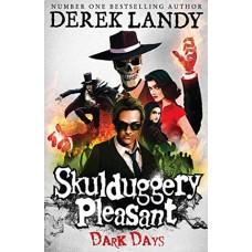 Skulduggery Pleasant (#4) - Dark Days