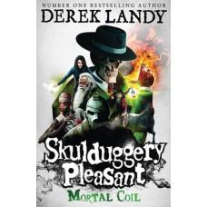 Skulduggery Pleasant (#5) - Mortal Coil