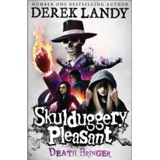 Skulduggery Pleasant (#6) - Death Bringer
