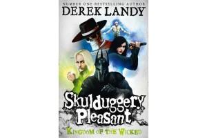 Skulduggery Pleasant (#7) - Kingdom of the Wicked