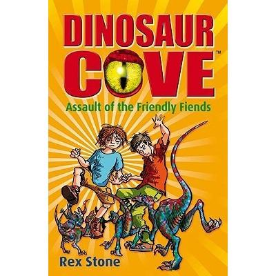 Dinosaur Cove: Assault of the Friendly Fiends