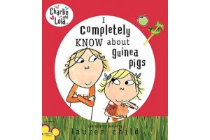 Charlie and Lola- I completely know about guinea pigs