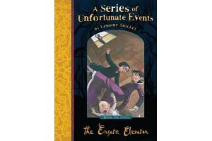 The Ersatz Elevator (Series of Unfortunate Events- no.6) by Lemony Snicket