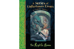 The Reptile Room (Series of Unfortunate Events- no.2) by Lemony Snicket