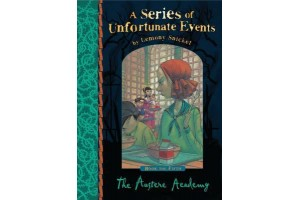 The Austere Academy (Series of Unfortunate Events- no.5) by Lemony Snicket