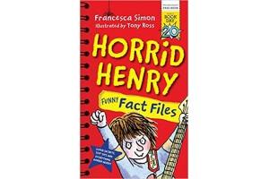 Horrid Henry - Funny Fact Files