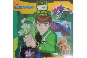 Ben 10 Alien Force- The Gauntlet