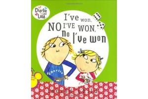 Charlie and Lola- I've won, No I've won, No I've won