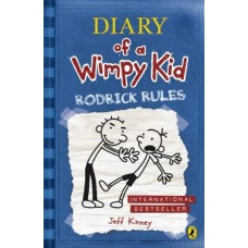 Diary of a Wimpy Kid #2 - Rodderick Rules