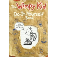 Diary of a Wimpy Kid- Do -It- Yourself Book