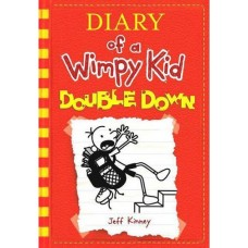 Diary of a Wimpy Kid (#11)- Double Down