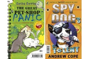 Spy Dog's Got Talent/ The Great Pet Shop Panic