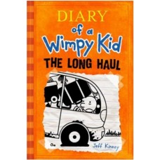Diary of a Wimpy Kid (#9)- The Long Haul