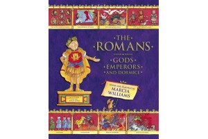The Romans, Gods, Emperors and Dormice by Marcia Williams