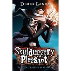Skulduggery Pleasant (#1)