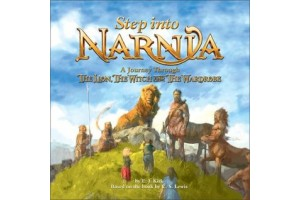 Step into Narnia, A Journey Through 'The Lion , the Witch and the Wardrobe'