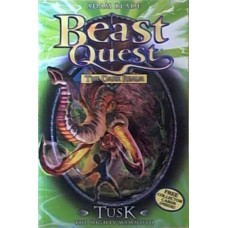 Beast Quest- Tusk the Mighty Mammoth