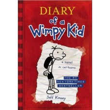Diary of a Wimpy Kid #1 - a novel in cartoons