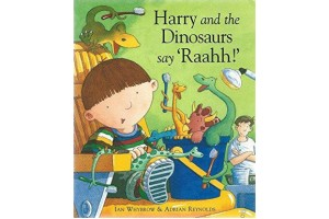 Harry and the Dinosaurs say 'Raaahh!'