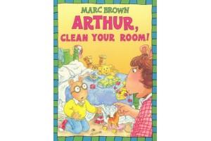 Arthur, Clean your room!