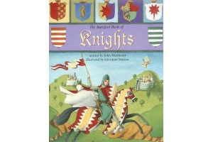 The Barefoot Book of Knights with audio CD