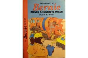 Bernie Drives a Concrete Mixer