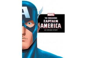 The Courageous Captain America - An origin story