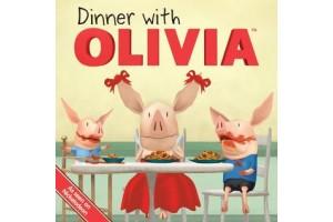 Olivia, Dinner with Olivia