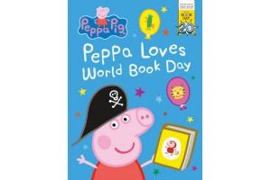 Peppa Pig: Peppa Loves World Book Day
