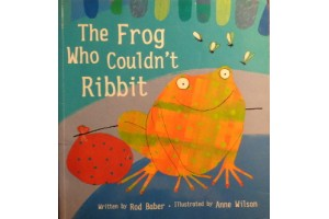 The Frog Who Couldn't Ribbit