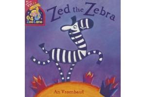 64 Zoo Lane- Zed the Zebra