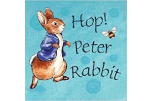 Hop! Peter Rabbit