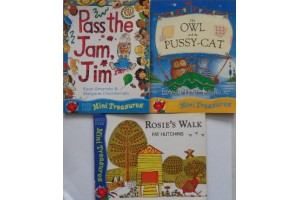 Animal stories book bundle