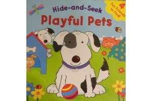 Hide and Seek- Playful Pets