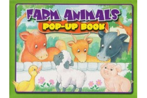 Farm Animals- pop- up book