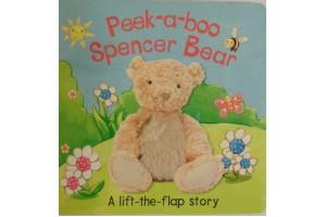 Peek-a-boo Spencer Bear