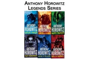 Anthony Horowitz Legends 6 books collection