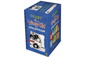 Diary of a Wimpy Kid- 10 Book collection set